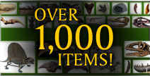 Now over 700 items!