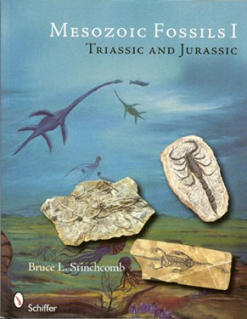 Mesozoic Fossils I: Triassic and Jurassic , book 3 of 6 NOW 40% OFF ORIGINAL PRICE