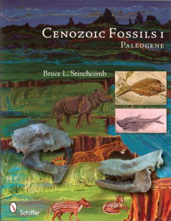 Cenozoic Fossils 1: Paleogene  , book 5 of 6 NOW 40% OFF ORIGINAL PRICE