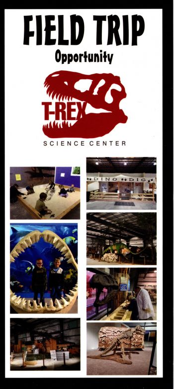 T-rex Science Center Field Trips