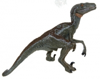 Velociraptor, model with moving jaws