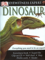 Dinosaur, 7 Part Book Set DK Eyewitnes Expert Series NOW 40% OFF ORIGINAL PRICE