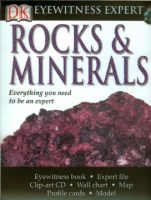 Rocks & Minerals 7 Part Book Set, DK Eyewitness Expert Series