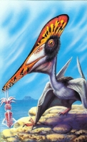 Pterosaurs & Pterodactyls (Dactyls) Dragons of the Air NOW 40% OFF ORIGINAL PRICE