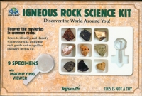 Igneous Rock Science Kit