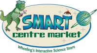 SMART Centre Market, Interactive Science Store Featuring Dinosaurs Alamode