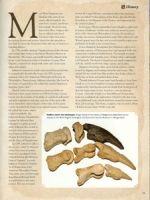 Wonderful West Virginia Magazine Featuring Article About Megalonyx jeffersonii Ground Sloth NOW 40% OFF ORIGINAL PRICE