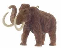 Woolly Mammoth Christmas & Holiday Ornament