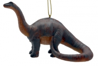Brontosaurus Christmas & Holiday Ornament