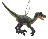 Velociraptor Christmas & Holiday Ornament