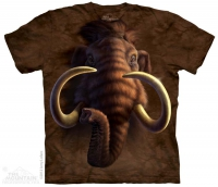 Woolly Mammoth, T-Shirt
