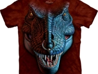 Trex, Tyrannosaurus With  Nose Ring, T-Shirt