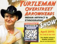 Turtleman Indian Artifact Show