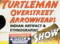 Turtleman Indian Artifact Show August 27-28, 2016