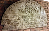 Classic Antiquities Rosslyn Chapel Inscription Knights Templar