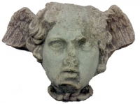 Classic Antiquities Head of Medusa