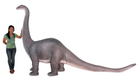 Boris the Brontosaurus, spectacular life size sculpture