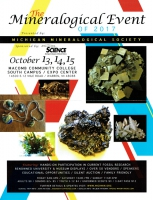 Detroil Gem, Mineral & Fossil Show Visit Prehistoric Planet There