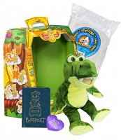 Build Your Teddy Dinosaur Alligator