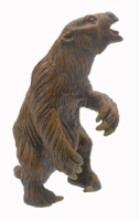 Megalonyx jeffersoni, ground sloth model, Now The West Virginia State Fossil