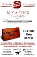 Trex Science Center Buy A Brick Campaign