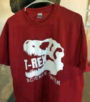 Official Trex Science Center Tee Shirt
