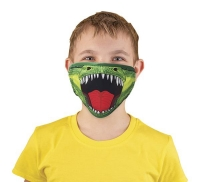Adult Trex Face Mask For Fun & Protection
