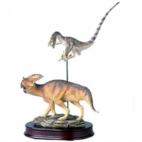 Velociraptor vs. Protoceratops Model SOLD OUT