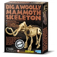 Woolly Mammoth Dig