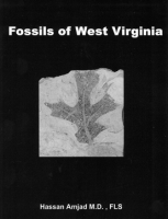 Fossils of West Virginia, 2 Volume Set, black & white version
